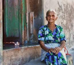 salvadoran woman