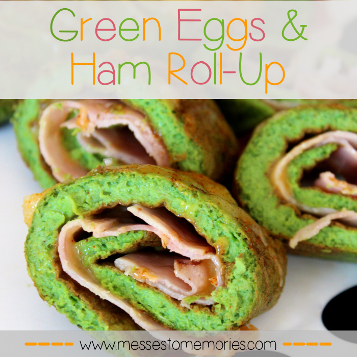 Green Eggs Ham From Messes To Memories
