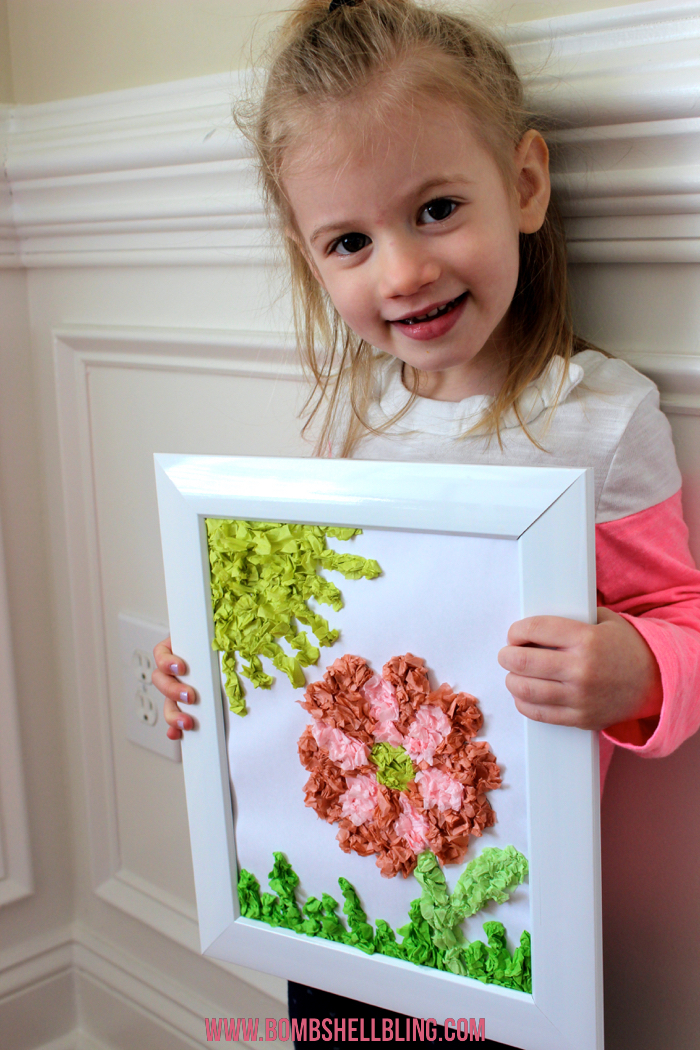preschool spring craft