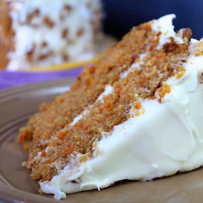 Carrot Cake from Messes to Memories