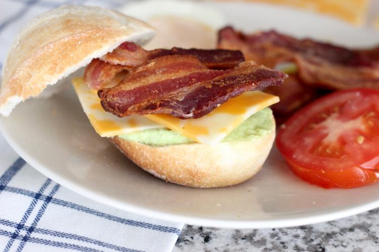 Breakfast Sandwich Makings