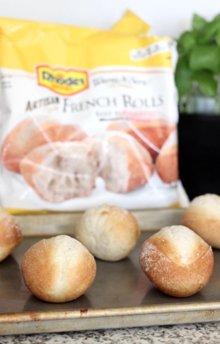 Rhodes Warm-N-Serve Breakfast Sandwich