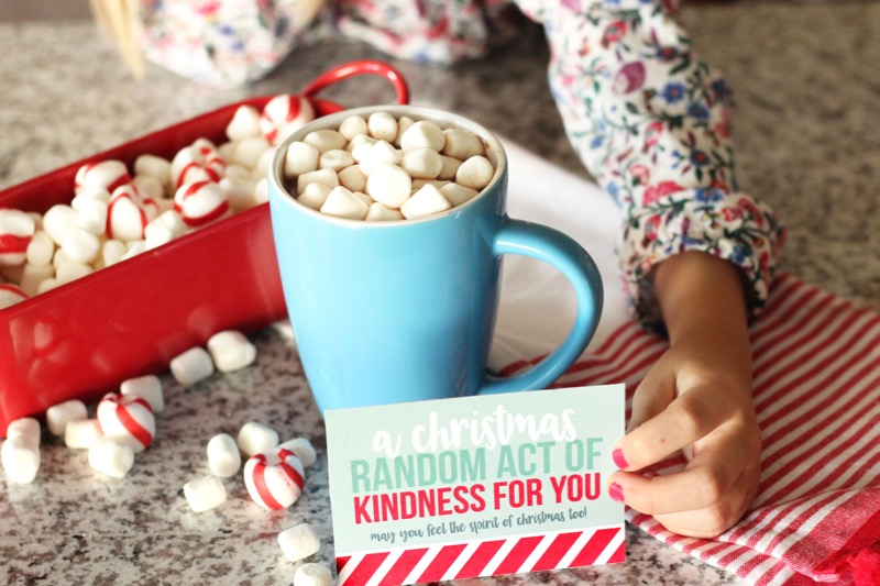 Acts of Kindness Christmas Countdown