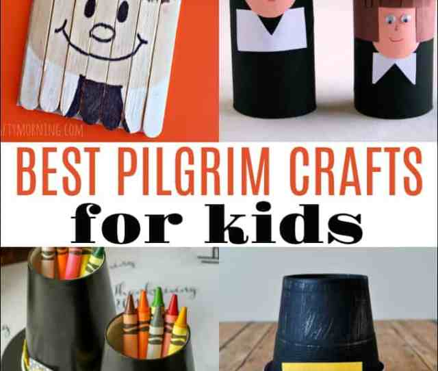 Best Pilgrim Crafts For Kids Mess For Less
