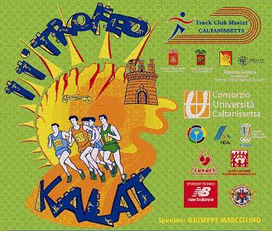 Si corre domenica per l'undicesimo Trofeo Kalat