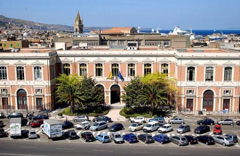 Premiazione di studenti-sportivi all'Università di Messina