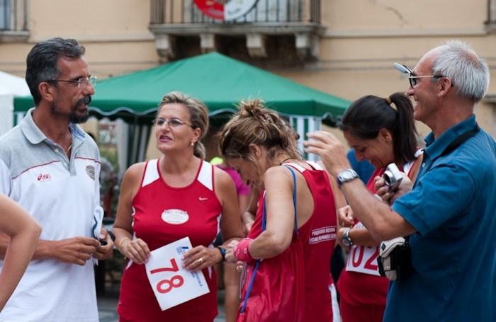 """Turno infrasettimanale per il """"Progetto Corsa su strada 2011"""""""