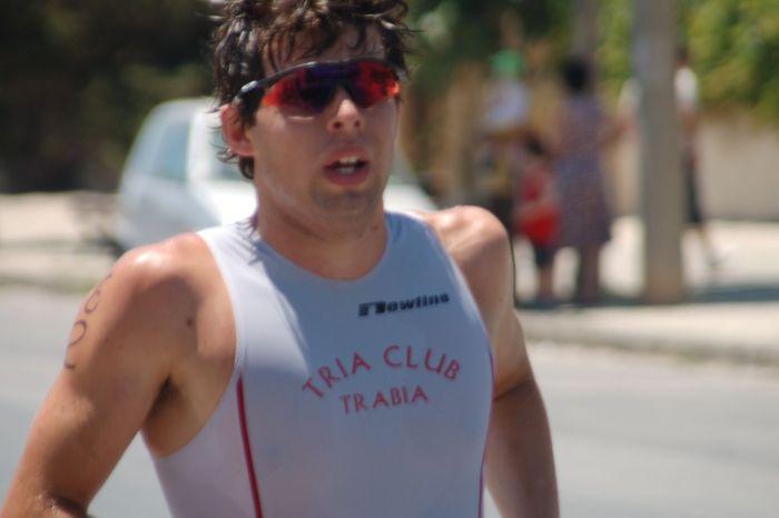 Triathlon Supersprint di Brolo: successo di Salvatore Campagna