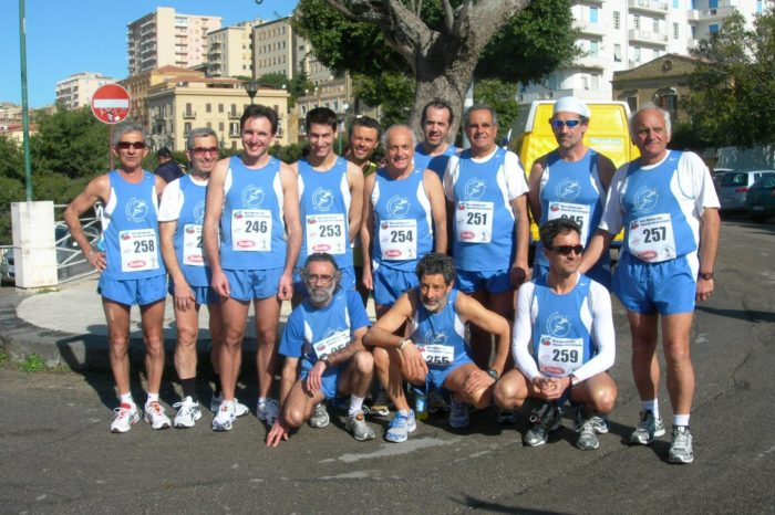 ASD Marathon Club Taormina realtà siciliana