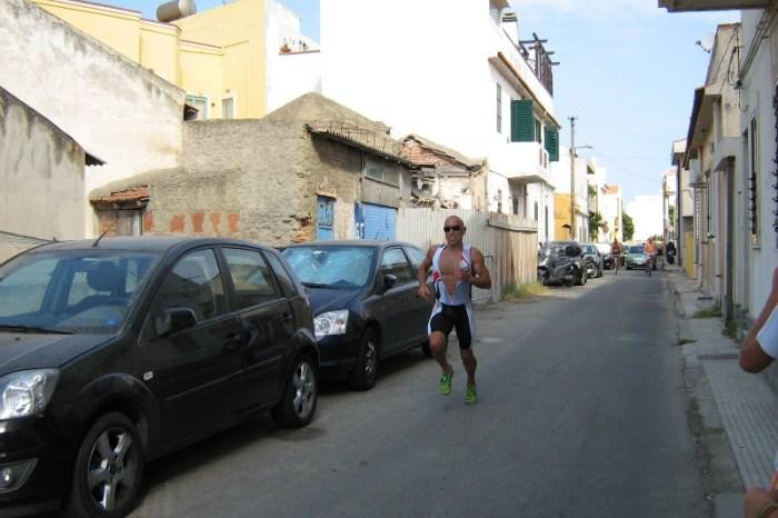 Triathlon del Vulcano: le prestazione dei peloritani