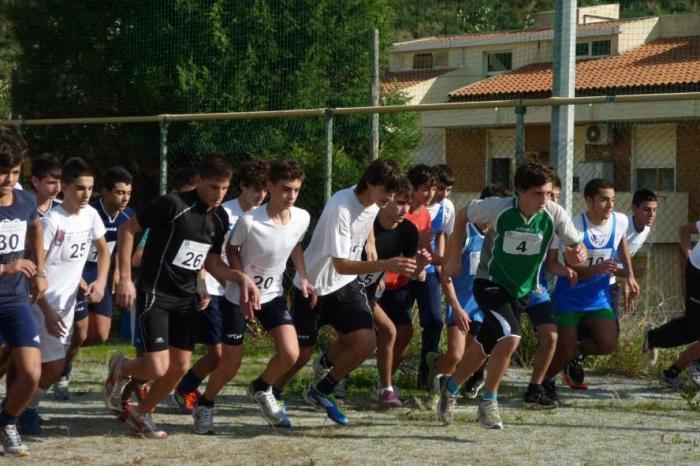 Corsa campestre a Messina, festa di sport & aggregazione
