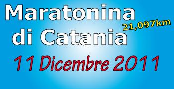 Domenica appuntamento con la Maratonina di Catania