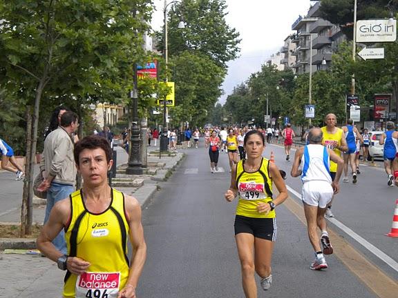"""""""Trofeo Sicilia Run 2011"""": doppio brindisi per l'A.S.D. Archimede"""