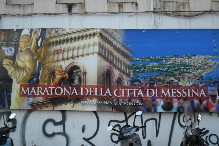 E' giorno di vigilia per la Messina Marathon