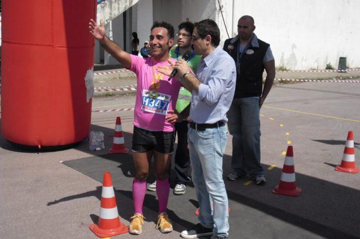 """Entusiasmo tedesco alla """"Messina Marathon"""""""
