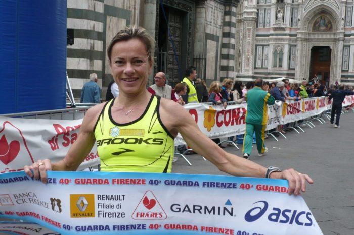 """Gloria Marconi nobilita la """"Guarda Firenze"""""""