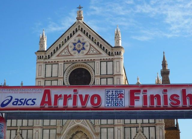 "Già 3.000 iscritti alla ""Firenze Marathon"""