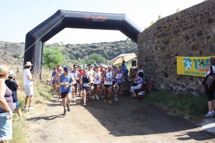 Facciolo ipoteca la vittoria finale al Giro di Pantelleria