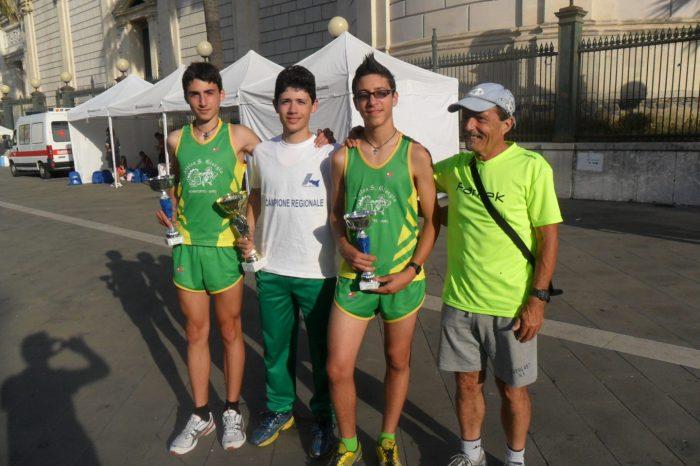 I giovani punto di forza dell'Athlon San Giorgio