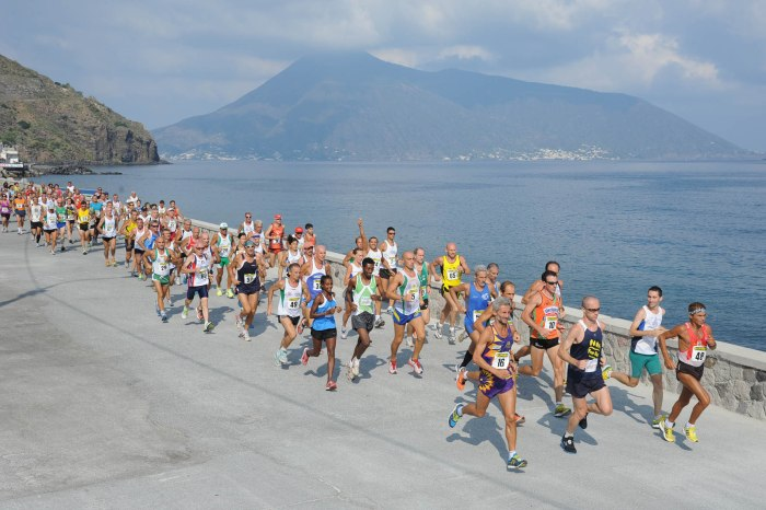 """Conferme da Lipari al """"Giro Podistico delle Eolie"""""""