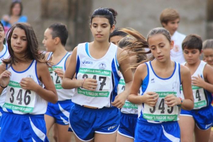 """Mini atleti di corsa per il """"Vivi Sano 2012"""""""