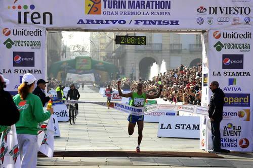 La Maratona di Torino clou del week-end