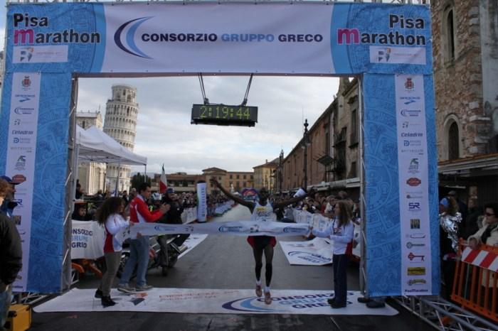 """""""Pisamarathon"""" velocissima per uomini e donne"""