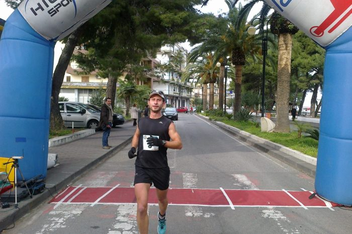 """Giordano il più veloce al """"Trofeo di Fine Anno"""""""