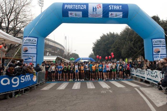 In palio a Verona i titoli italiani di mezza maratona
