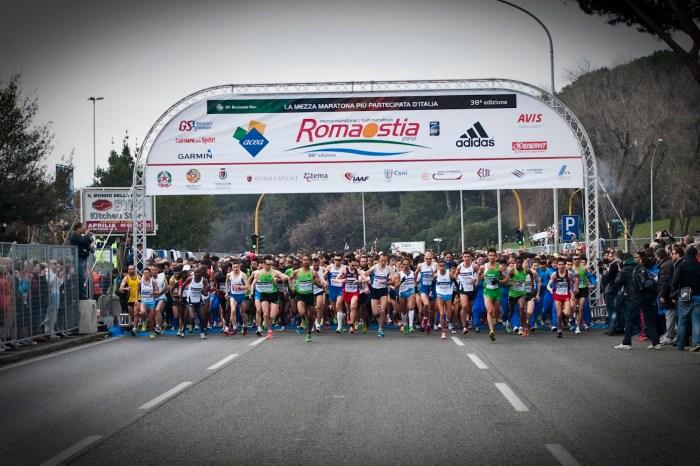 "La ""RomaOstia 2013"" è IAAF GOLD LABEL"