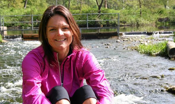 Una maratona al giorno per Annette Fredskov