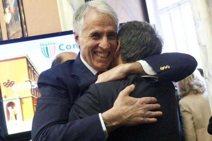 Giovanni Malagò nuovo presidente del CONI