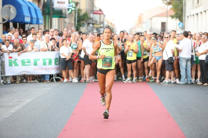 Katia Scionti sogna un altro anno in copertina