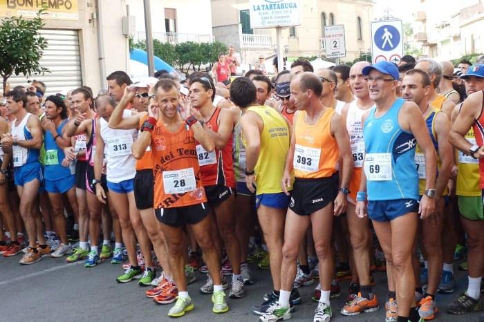 GP Sicilia: distanze e costi diversi per i podisti