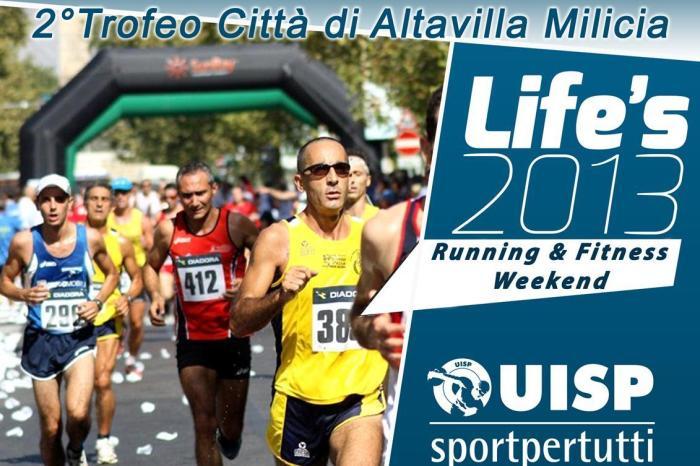 "Il Biorace al ""Life's Uisp Event Fitness Weekend"""