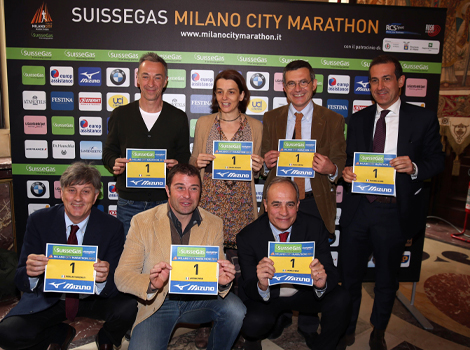 Presentata la Milano City Marathon