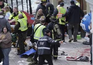 Boston Marathon Explosion
