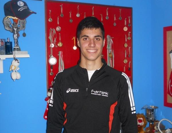 CdS a Palermo, Antonio Trio vince triplo e lungo