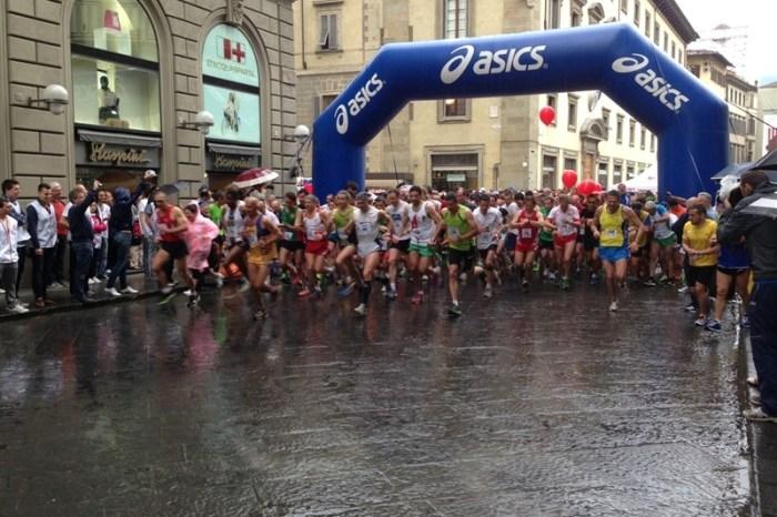 Guarda Firenze, festa per i 3500 partecipanti