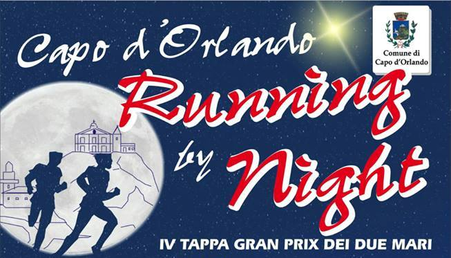 "Torna a Capo d'Orlando la ""Running By Night"""