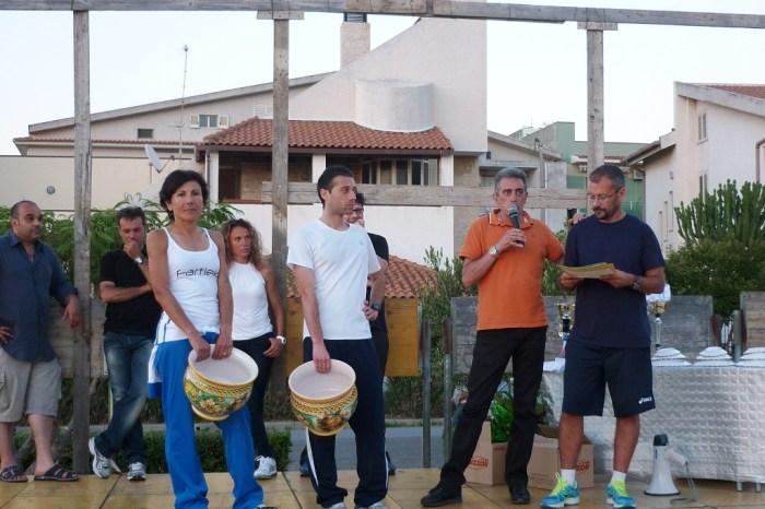 Antibo premia a Rometta De Caro e Betta