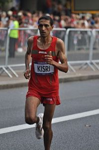 Rachid Kisri a Londra 2012