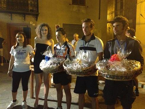 """Tanti consensi per il """"2° Triathlon Città di Naso"""""""