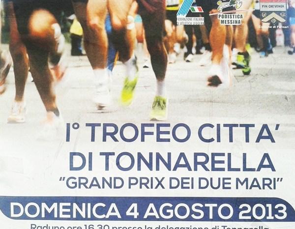 """Agosto si apre con il """"Trofeo città di Tonnarella"""""""