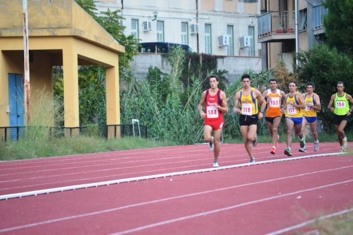 "I Campionati Provinciali Assoluti al ""Cappuccini"""