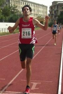Duca vincitore dei m.800