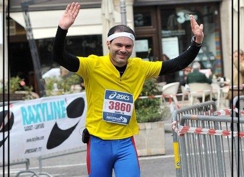 Messa del maratoneta dedicata a Andrea Ciampi