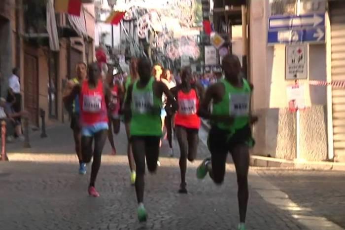 Giro Podistico di Castelbuono 2011