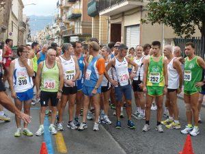 La partenza dell'edizione 2012