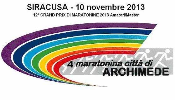 """Tutto pronto per la """"Maratonina di Archimede"""""""